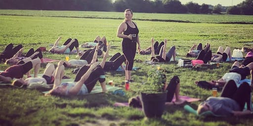 Beer and Yoga - August