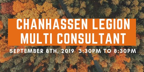 Chanhassen Legion Multi Consultant tickets