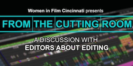 From the Cutting Room: A Discussion with Editors about Editing tickets