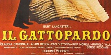 Il Gattopardo (Special Screening)  tickets