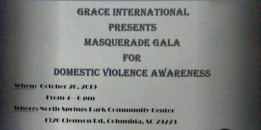Domestic Violence Awareness Masquerade Ball (Gala)
