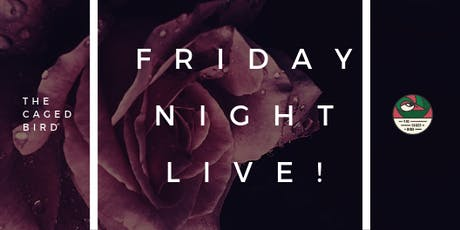 Friday Night Live! Feat DJ Konquer tickets