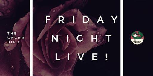 Friday Night Live! Feat DJ Konquer