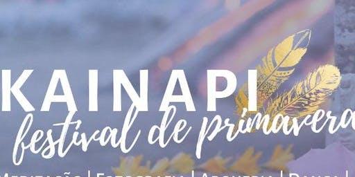 Festival Kainapi de Primavera 2019 - Florianópolis