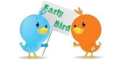 Early Bird Networking Breakfast  tickets