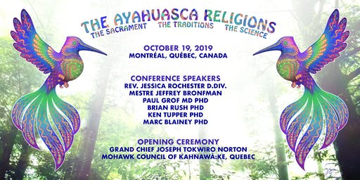 The Ayahuasca Religions Conference 2019