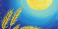 Colorado Harvest Moon