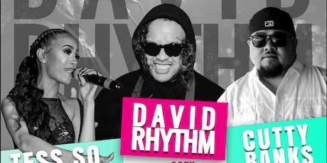 Kush N Kava Tour: David Rhythm tickets