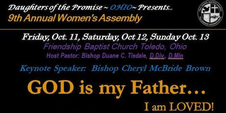 State of Ohio 9th Annual Women's Assembly tickets