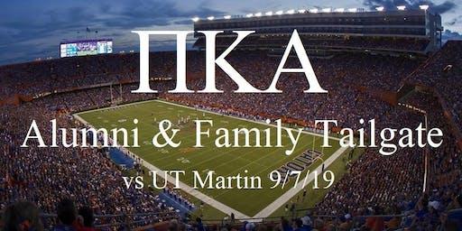 UF Pike Alumni & Family Tailgate-UT Martin Home Game