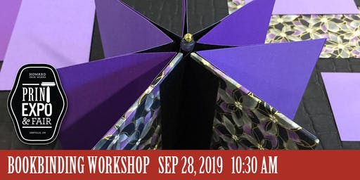 BOOKBINDING WORKSHOP