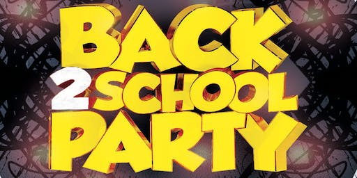 OTTAWA BACK 2 SCHOOL PARTY @ THE BOURBON ROOM | OFFICIAL MEGA PARTY!