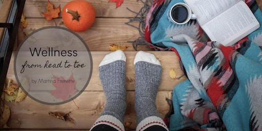 Fall Wellness with Essential Oils Make & Take