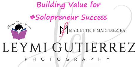 Building Value for Solopreneur Business Success tickets