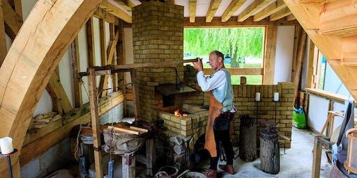 Medieval Blacksmithing Experience