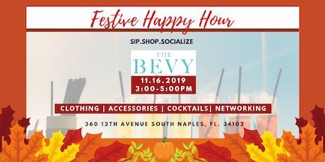 Sip.Shop.Socialize Festive Happy Hour tickets