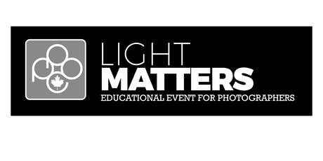 Light MATTERS 2019 (4030-0031) tickets