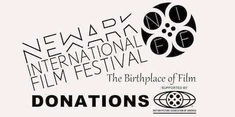 Newark International Film Festival Donation tickets