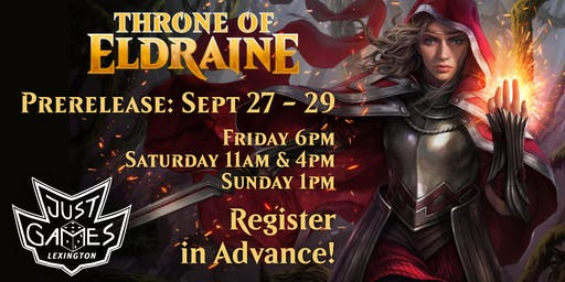 Throne of Eldraine Prerelease