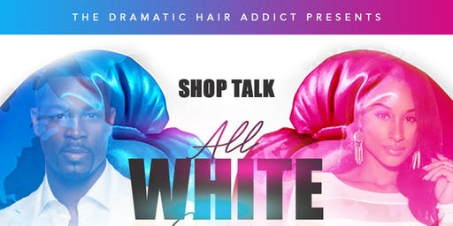 ShopTalk Live All White Soirée