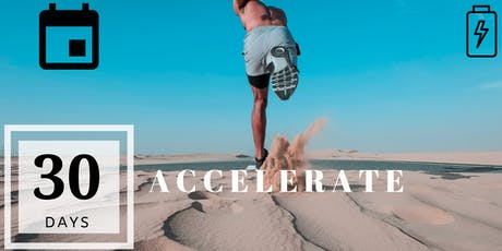 ACCELERATE September ( 30 DAYS OF INTENTIONAL GOAL SETTING AND EXECUTION ) Tickets