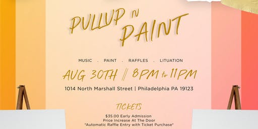 Pull-Up N Paint