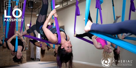 FitLo Passport: Atherial Aerial Flow I tickets