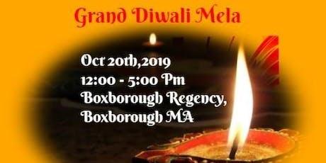Grand Diwali Mela tickets