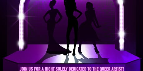 A night of queer artists, performers, and music tickets