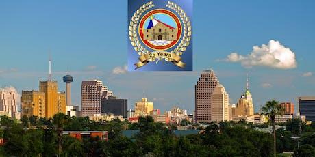 "PTGASA's  ""Explore San Antonio!"" tickets"