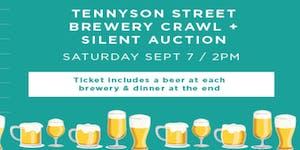 Denver: Education First Tennyson Brewery Crawl
