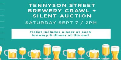 Denver: Education First Tennyson Brewery Crawl
