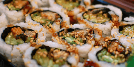 Sushi Making 101 at Soule' Culinary and Art Studio tickets