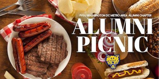 FVSU DC Metro Area Alumni Chapter Alumni Picnic 2019