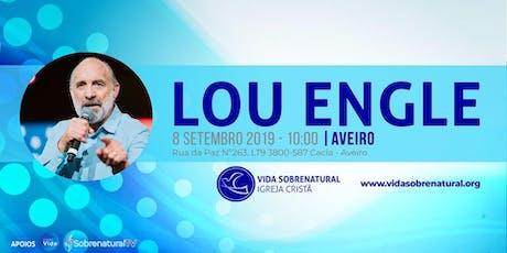 Lou Engle em Aveiro - Portugal bilhetes