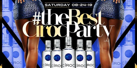 #theBestCirocParty @ Taj II – $200 Ciroc bottles & everyone FREE til 12! tickets