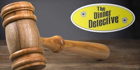 Dinner Detective Murder Mystery tickets