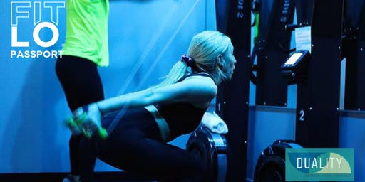FitLo Passport: Duality HIIT & Flow