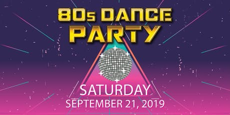 80's Dance Party tickets