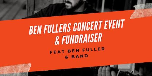 Ben Fuller's Concert Event & Fundraiser
