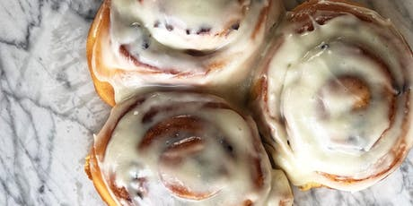 Cinnamon Roll Saturday R.S.V.P. Only tickets