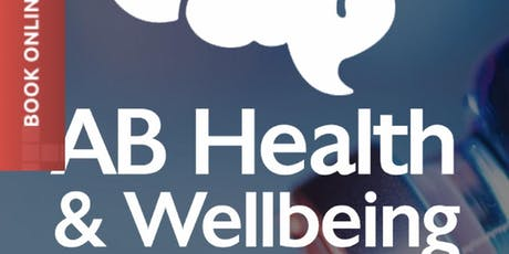 B12  and Wellbeing Consultation tickets