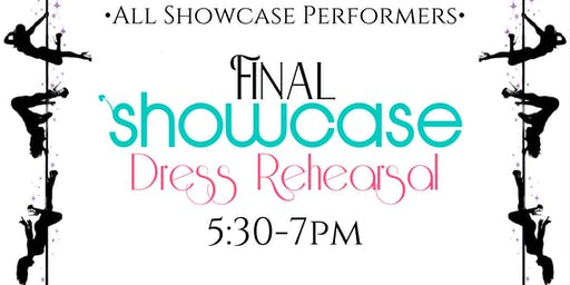 Last Showcase dress rehearsal