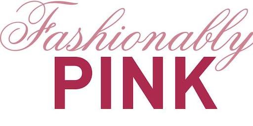 Fashionably Pink Survivor & Celebrity Runway Show 2019