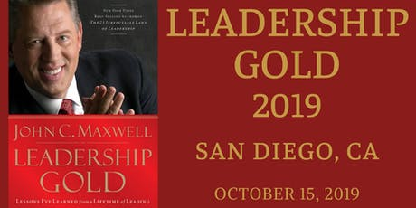 John C. Maxwell's Leadership Gold! with Vince Morales tickets