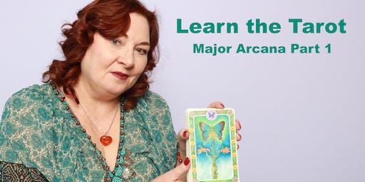 Learn the Tarot- Tarot's Major Arcana Part 1