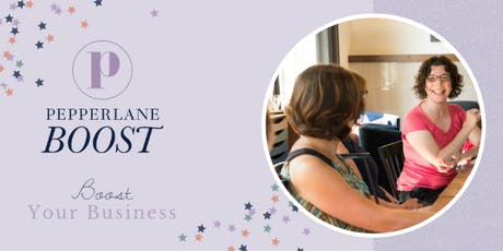 Pepperlane Boost: Sudbury, MA (Led by Renee Bordner) tickets