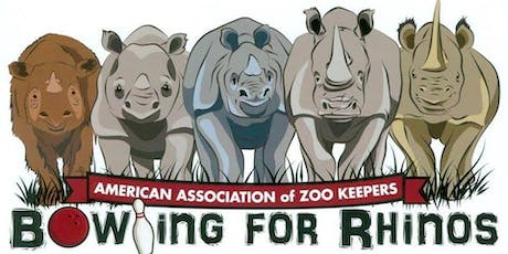 Kansas City Zoo AAZK Bowling for Rhinos 2019 tickets
