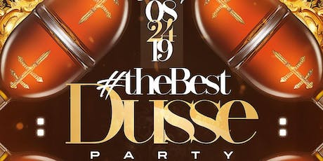 #theBestDusseParty @ Taj II – $200 D'Usse bottles & everyone FREE til 12! tickets