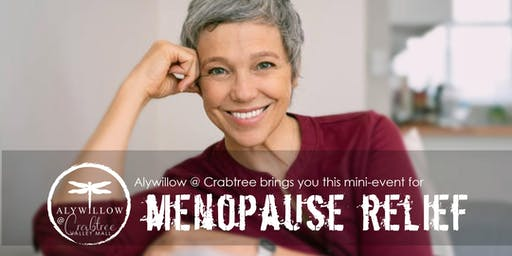 Alywillow Spotlights - Menopause Relief